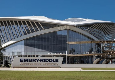 MORI HOSSEINI STUDENT UNION - EMBRY-RIDDLE AERONAUTICAL UNIVERSITY DAYTONA BEACH, FL.